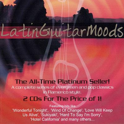 بهترینهای گیتار لاتین ، بازنوازی زیبای آهنگ های پاپ کلاسیک در سبک فلامنکو
