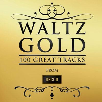 والس طلایی – 100 آهنگ بزرگ ، مجموعه برترین والس ها از لیبل دکا