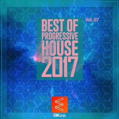 Best of Progressive House 2017 Vol 07 از لیبل EDM Comps