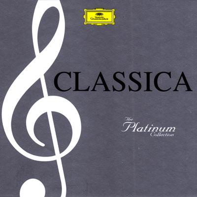کلاسیک : مجموعه پلاتین ، معروفترین موسیقی کلاسیک از لیبل دویچه گرامافون