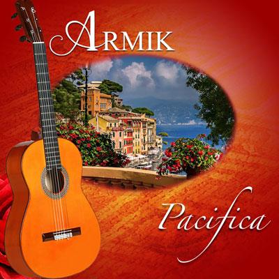 پاسیفیکا ، آلبوم گیتار فلامنکو دلنشین و سرشار از زندگی از آرمیک