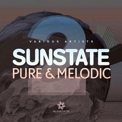 Sunstate Pure & Melodic Vol 2 ، موسیقی الکترونیک زیبایی از لیبل Sunstate Records