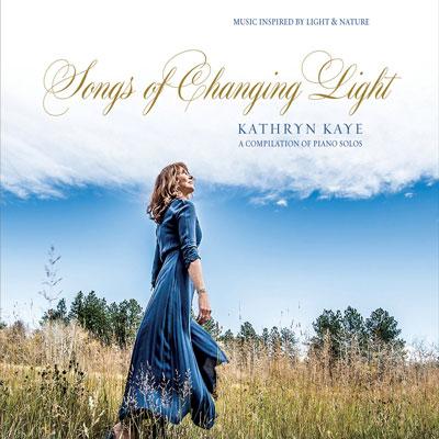 Songs of Changing Light ، تکنوازی پیانو آرامش بخشی از کاترین کی