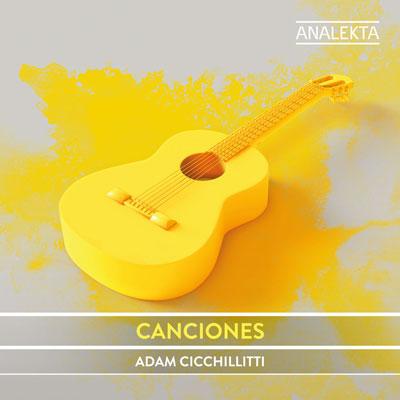 اجراهای زیبای گیتار کلاسیک آدام چیچیلیتی در آلبوم کانسیونس