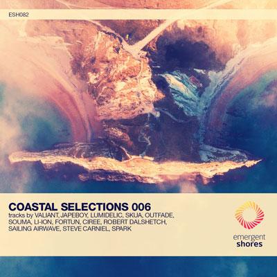 Coastal Selections 006 ، موسیقی الکترونیک پرانرژی و ریتمیک از لیبل Emergent Shores