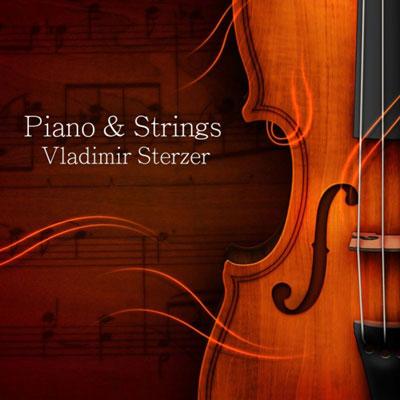 Piano & Strings ، تلفیق زیبای پیانو و ویولن در اثر جدیدی از ولادیمیر استرزر