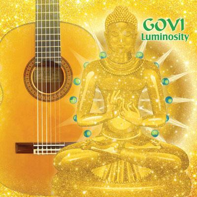 آلبوم موسیقی جدید Luminosity گیتار نوازی زیبایی از Govi