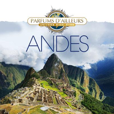 Collection Parfums D ailleurs Andes اجراهای زیبایی از ساز پن فلوت اثری از اولیویه امبریدن