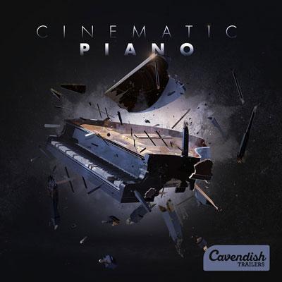 آلبوم موسیقی Cinematic Piano پیانو سینماتیک زیبایی از گروه Cavendish Trailers
