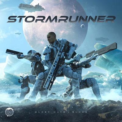 آلبوم موسیقی StormRunner تریلرهای هیجان انگیز و اکشن از گروه Glory Oath + Blood