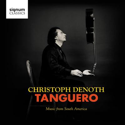 آلبوم موسیقی Tanguero اجرای زیبا و دلنشین گیتار کلاسیک از کریستوف دنث