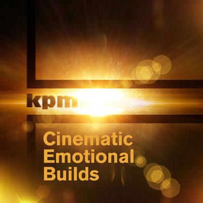 آلبوم موسیقی Cinematic Emotional Builds اثری سینماتیک احساسی و باشکوه از گروه KPM