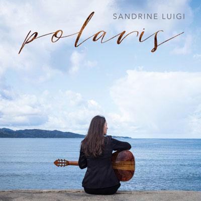 آلبوم موسیقی Polaris اجراهای گیتار کلاسیک زیبایی از ساندرین لوئیجی
