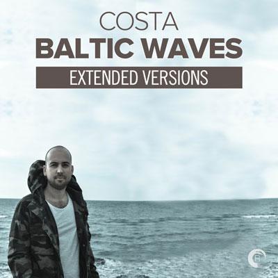آلبوم Baltic Waves موسیقی الکترونیک ملودیک و احساسی از Costa