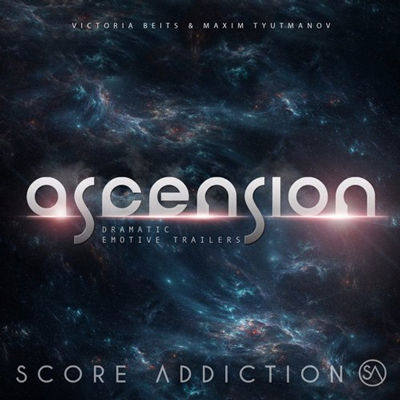 آلبوم موسیقی Ascension تریلرهای دراماتیک و احساسی از Score Addiction