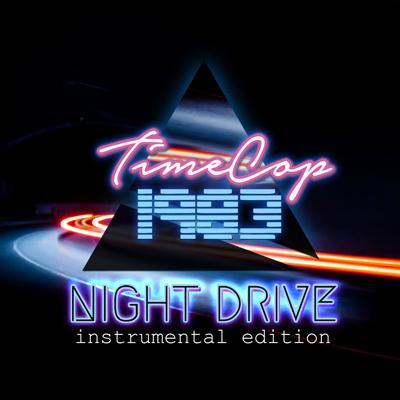 آلبوم Night Drive موسیقی الکترونیک زیبایی از گروه Timecop1983