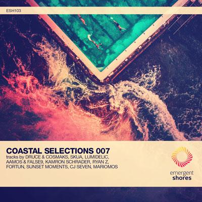 آلبوم Coastal Selections 007 موسیقی الکترونیک ملودیک از لیبل Emergent Shores