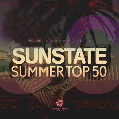 آلبوم Sunstate Summer Top 50 برترین های موسیقی الکترونیک از لبیل Sunstate Records