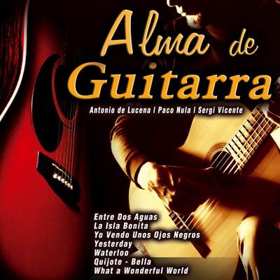 آلبوم موسیقی Alma De Guitarra اجرای زیبای برترین قطعات گیتار فلامنکو