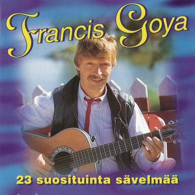 آلبوم Unohtumattomat گیتار نوازی برترین ملودیها از Francis Goya