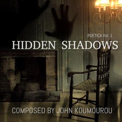 آلبوم موسیقی Hidden Shadows اثری شنیدنی و تأمل برانگیز از John Koumourou