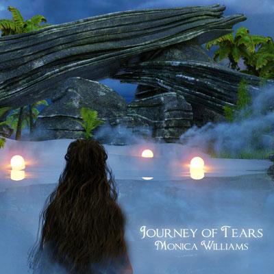 آلبوم موسیقی Journey of Tears فلوت بومی آرامش بخش از Monica Williams