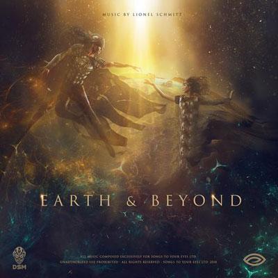 آلبوم موسیقی Earth & Beyond تریلرهای حماسی قهرمانانه و احساسی از Songs To Your Eyes