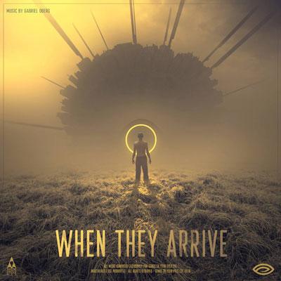 آلبوم موسیقی When They Arrive تریلرهای هیجان انگیز و قدرتمند از Songs To Your Eyes