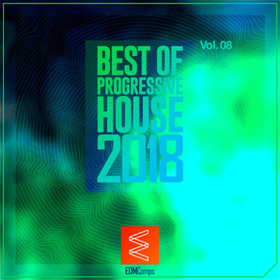 آلبوم موسیقی Best of Progressive House 2018, Vol. 08 از لیبل EDM Comps