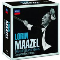 لورین مازل - سالهای کلیولند مجموعه ضبط های کامل (Lorin Maazel)
