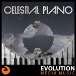 آلبوم موسیقی Celestial Piano پیانو آرام و دراماتیک از Evolution Media Music