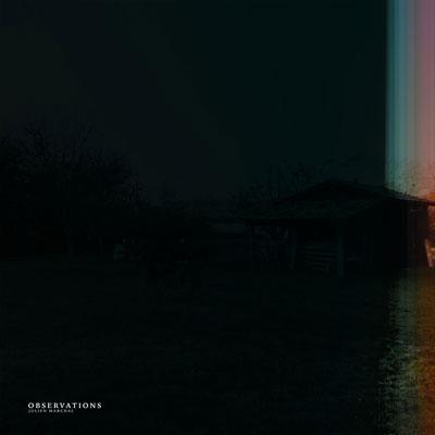 آلبوم موسیقی Observations پیانو امبینت عمیق از Julien Marchal