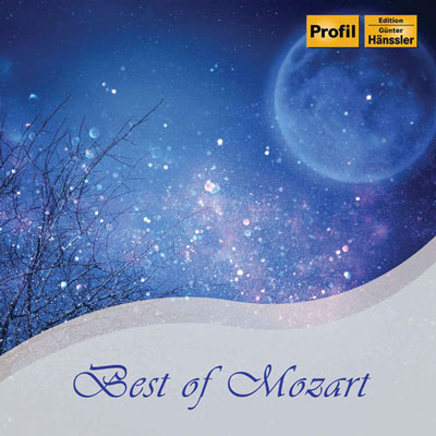 آلبوم موسیقی Best Of Mozart برترین آثار موتزارت از لیبل پروفل