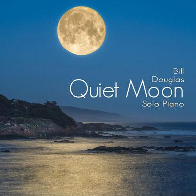آلبوم موسیقی Quiet Moon تکنوازی پیانو آرامش بخش از Bill Douglas