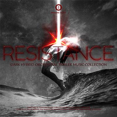 آلبوم Resistance تریلرهای حماسی ارکسترال و قدرتمند از Imagine Music
