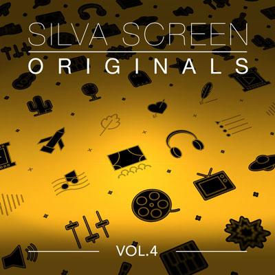 آلبوم Silva Screen Originals Vol.4 موسیقی ارکسترال زیبایی از London Music Works