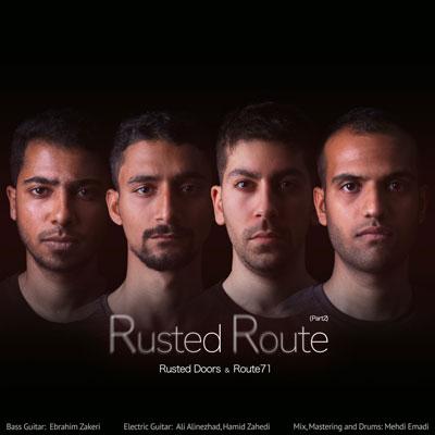 آلبوم موسیقی Rusted Route (Part 2) اثر مشترکی از Rusted Doors & Route71