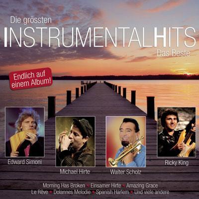 آلبوم موسیقی Die grössten Instrumental Hits رنگین کمانی از آثار گوشنواز هنرمندان عصر جدید آلمان