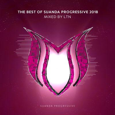 آلبوم The Best of Suanda Progressive 2018 موسیقی الکترونیک پرانرژی