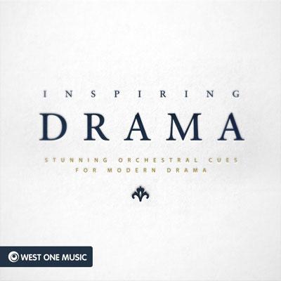 آلبوم موسیقی Inspiring Drama تریلرهای حماسی دراماتیک از West One Music