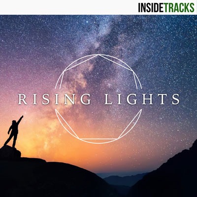 آلبوم موسیقی Rising Lights پست راک جذاب و پرشوری از Inside Tracks