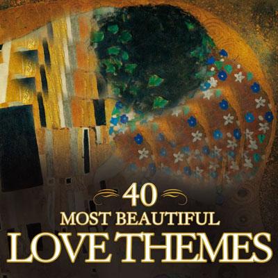 آلبوم 40 Most Beautiful Love Themes موسیقی کلاسیک با تم عاشقانه