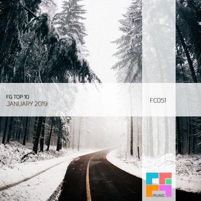 آلبوم FG Top 10 January 2019 موسیقی الکترونیک پرانرژی