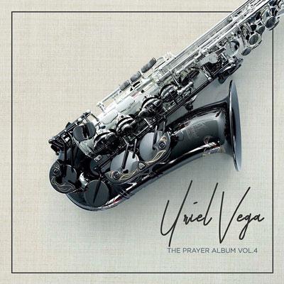 آلبوم The Prayer Album Vol. 4 ساکسیفون آرام و پر احساسی از Uriel Vega