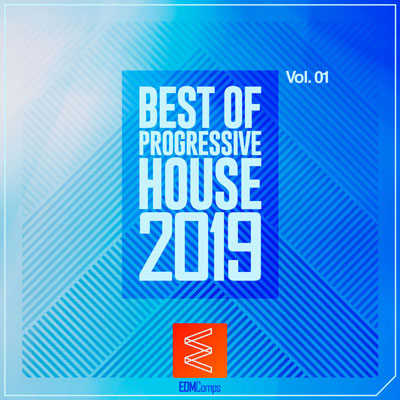 آلبوم موسیقی Best Of Progressive House Vol. 01 (2019)