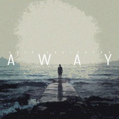 آلبوم Away موسیقی تریلر احساسی ، دراماتیک و ارکسترال از Atis Freivalds