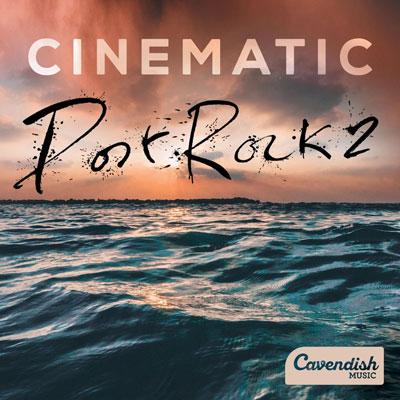 آلبوم Cinematic Post Rock 2 پست راک سینمایی روحیه بخش از Cavendish Music