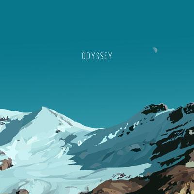 آلبوم ODYSSEY موسیقی امبینت داون تمپو زیبایی از H1987