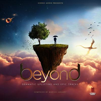 آلبوم Beyond آهنگ های حماسی و دراماتیک از Iconic Audio