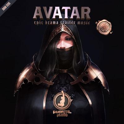 آلبوم Avatar موسیقی تریلر حماسی و دراماتیک از Immortal Music